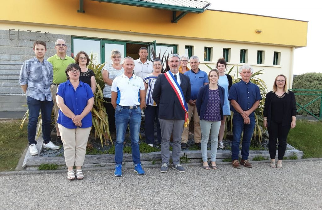 Conseil Municipal 2020 commune de Plumaugat